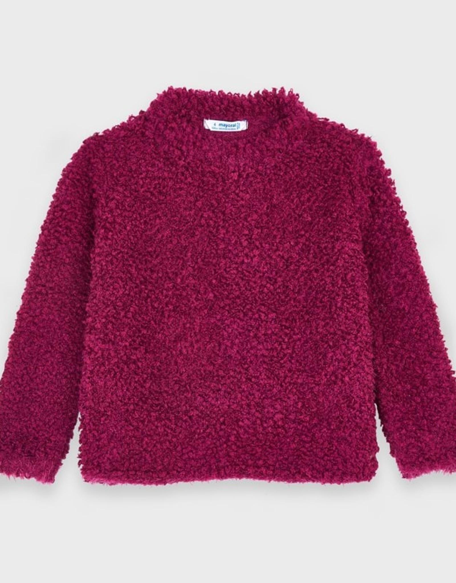 Mayoral FA20 Magenta Sweater
