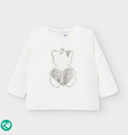 Mayoral FA20 Gold Bear w/Heart Shirt