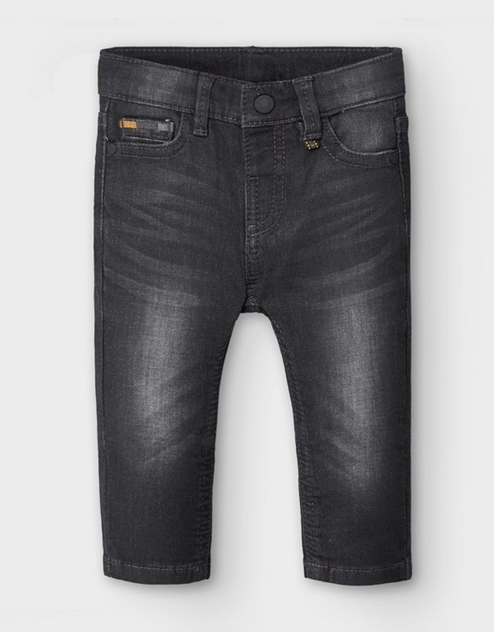Mayoral FA20 Black Soft Jeans