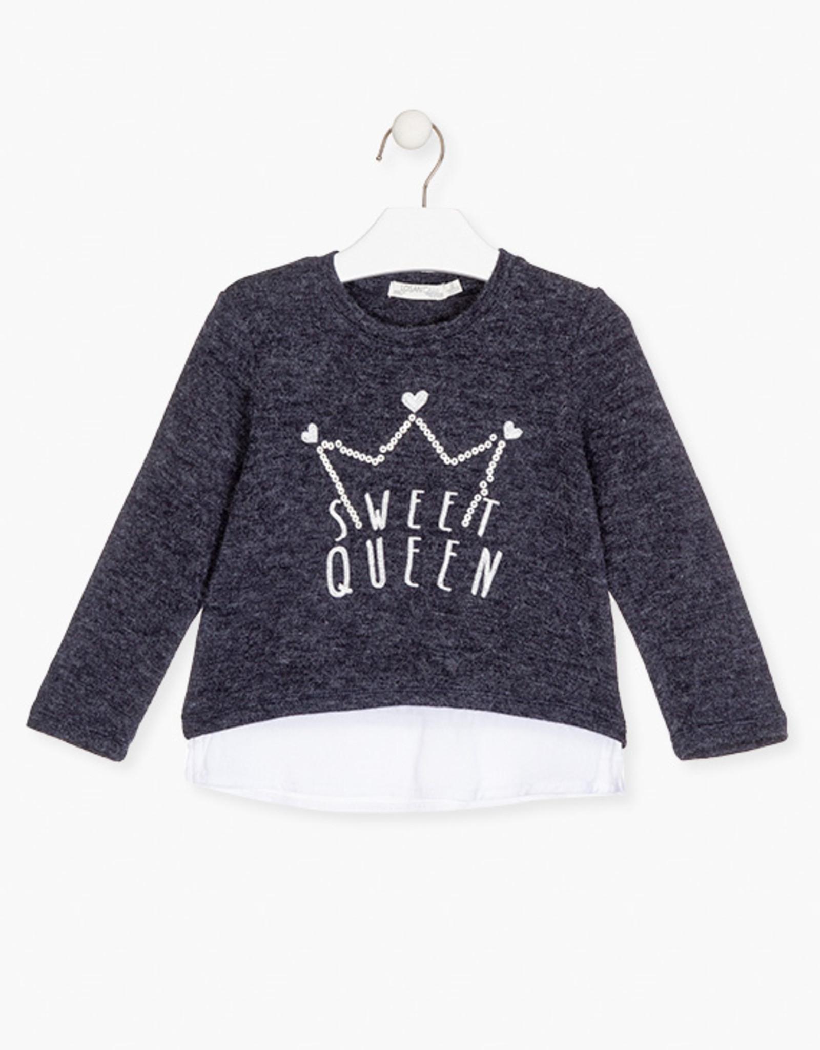 Losan FA20  Sweet Queen sweater