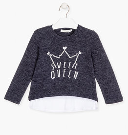 Losan FA20  Sweet Queen sweater