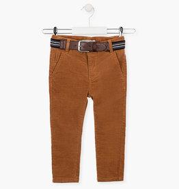 Losan FA20  Brown Twill Pants