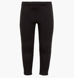 Losan FA20 Black trimmed Leggings