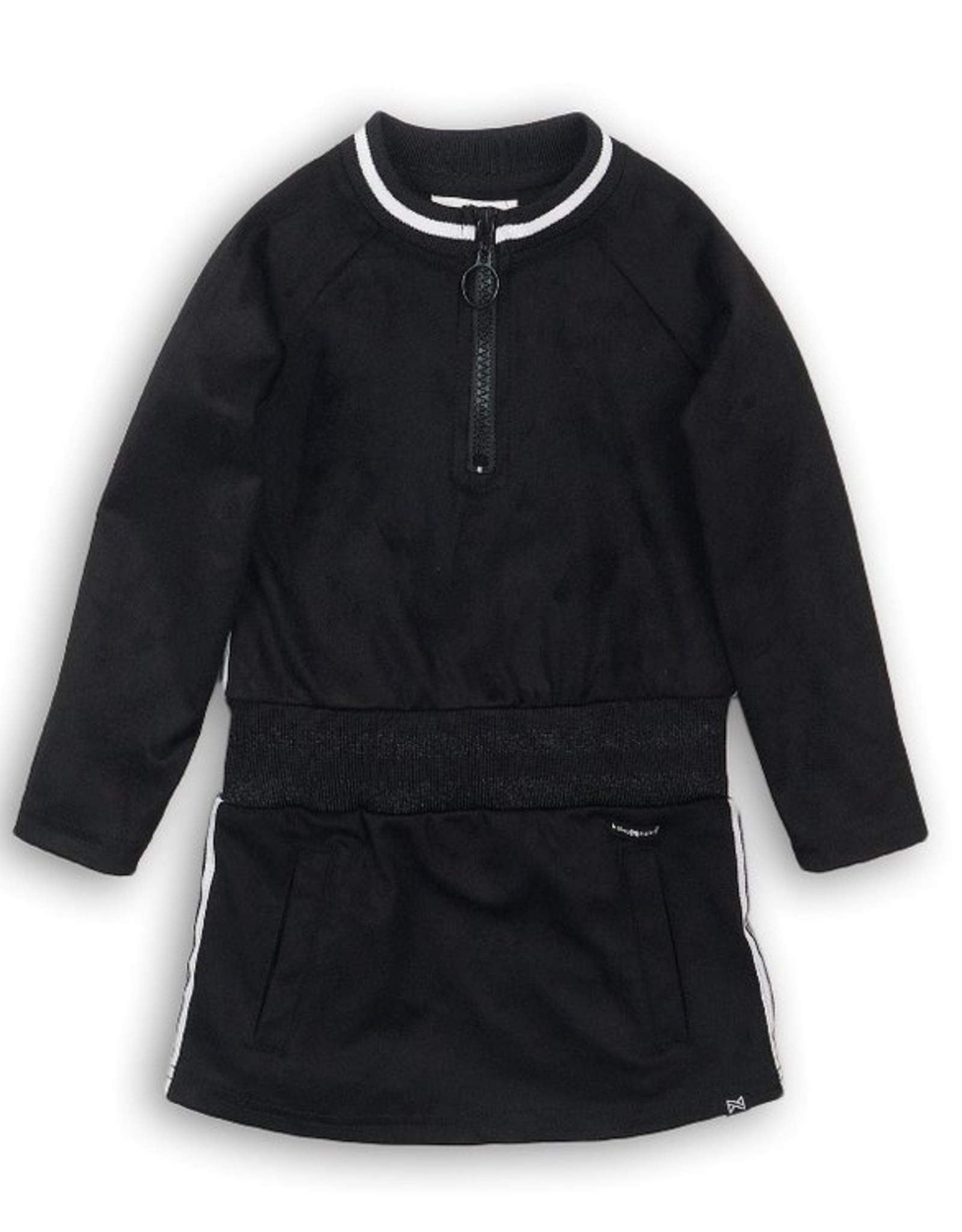 Koko Noko FA20 Black Dress w/ Zip
