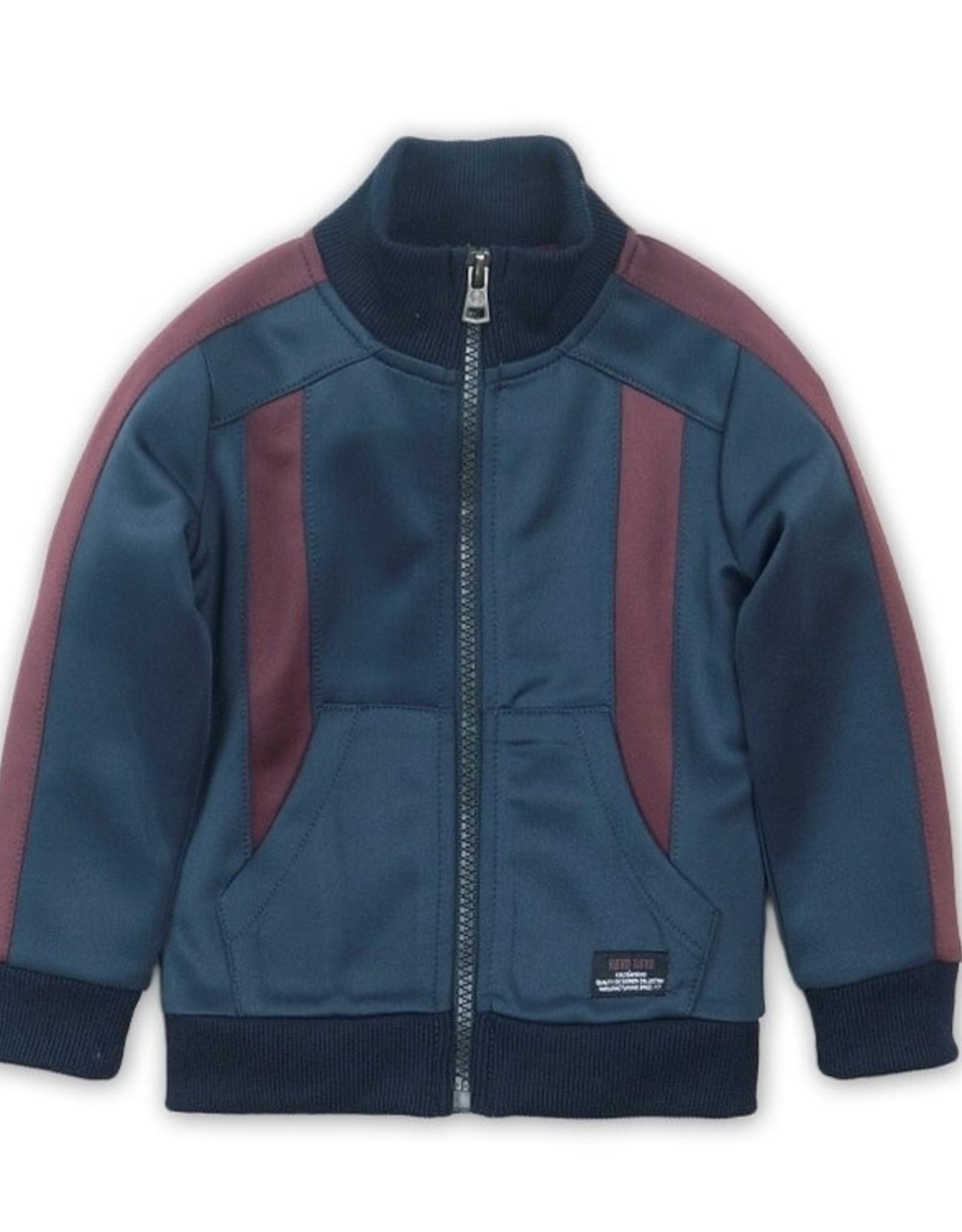 Koko Noko FA20 Full Zip Blue Track Jacket