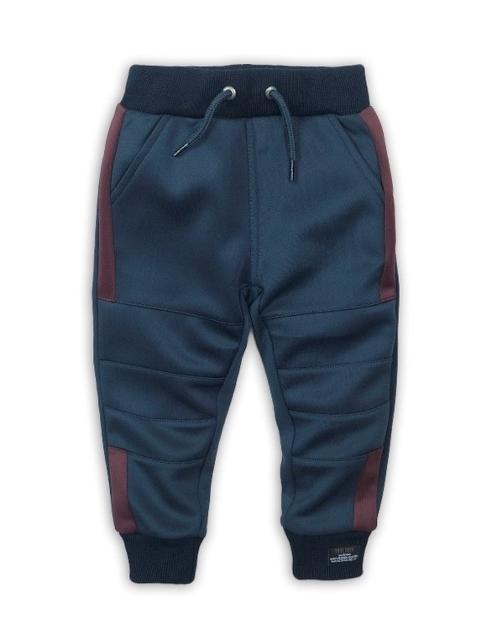 Koko Noko FA20 Blue/Burgundy Sweat Pants