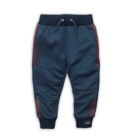 Koko Noko FA20 Blue/Burgundy Sweat Pants