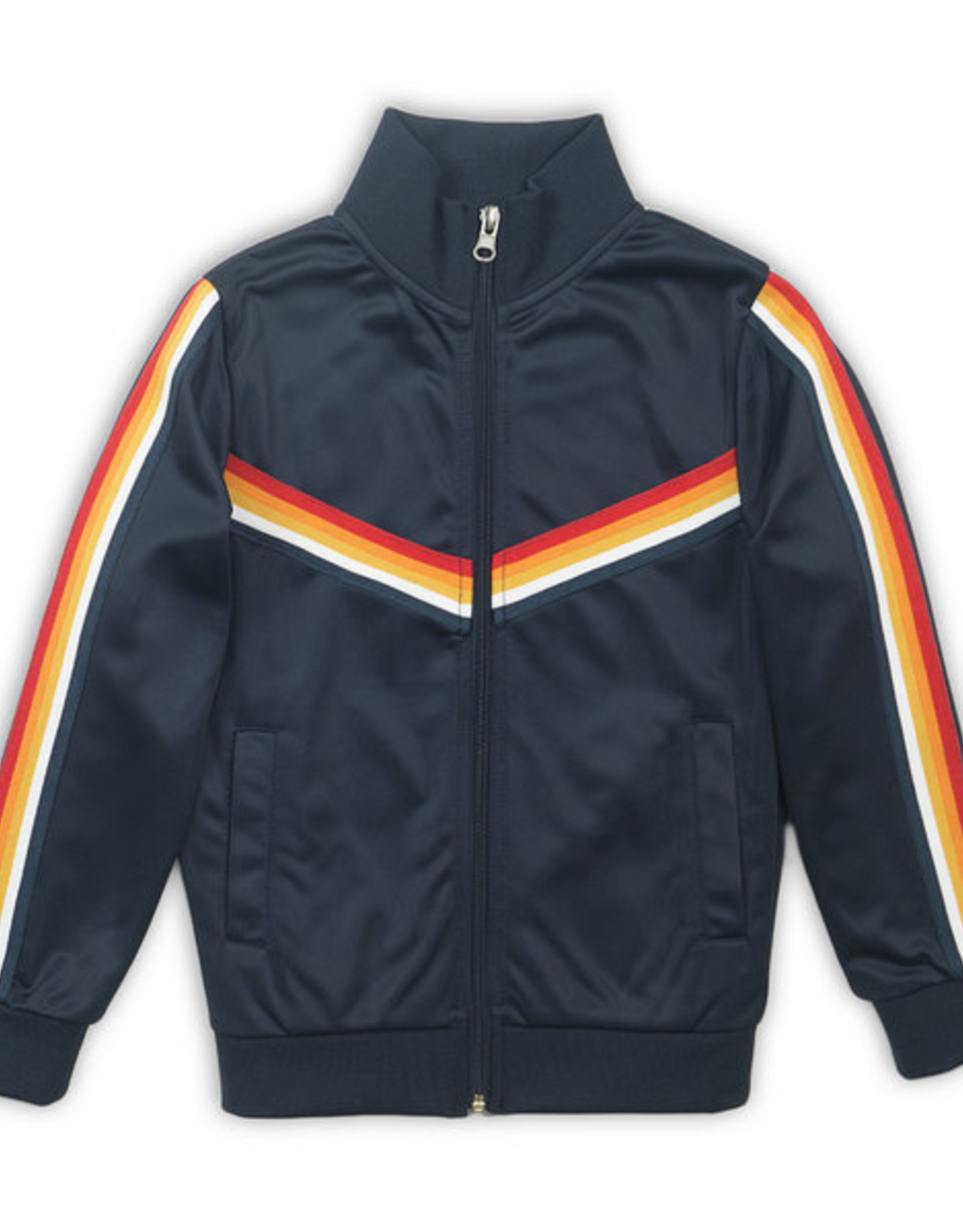 FA20 Full Zip Navy Track Jacket