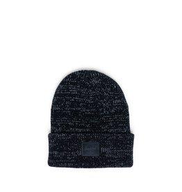 Herschel Supply Co. Abbott Youth Beanie - Reflective Black