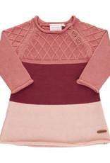 MinyMo FA20 Baby Rose Knit Dress