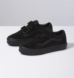 Vans Kids Old Skool V Black/Black