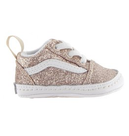 Vans Crib Shoe Glitter