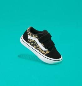 Vans Toddler Comfycush Old Skool Leopard