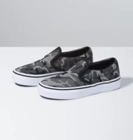 Vans Kids Slip-On Pattern Camo