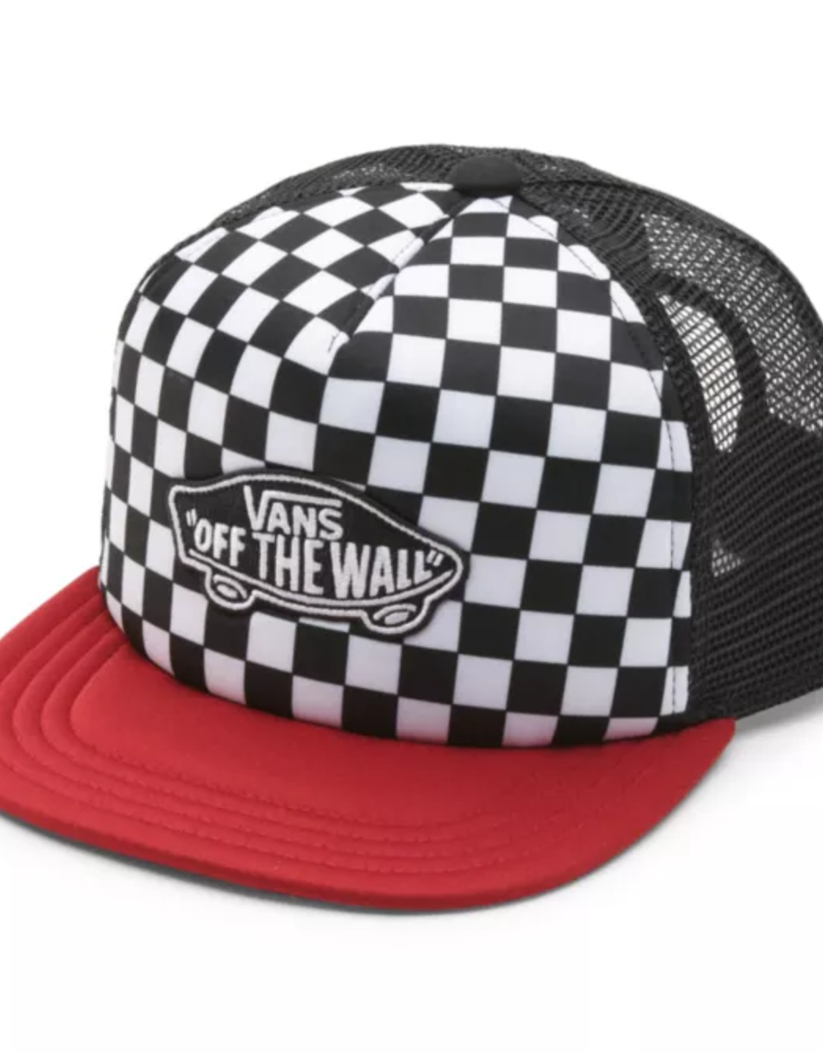 Vans FA20 Classic Patch Trucker Red 6+