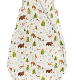LouLou Lollipop Sleeping Bag - Forest Friends