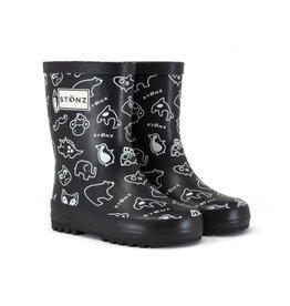 Stonz FA20 Rain Boots - Stonz Print