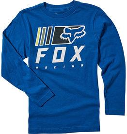 FOX FA20 Youth Overkill LongSleeve Blue