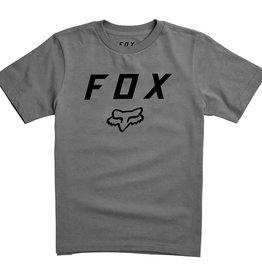 FOX FA20 Youth Legacy Moth Tee Grey