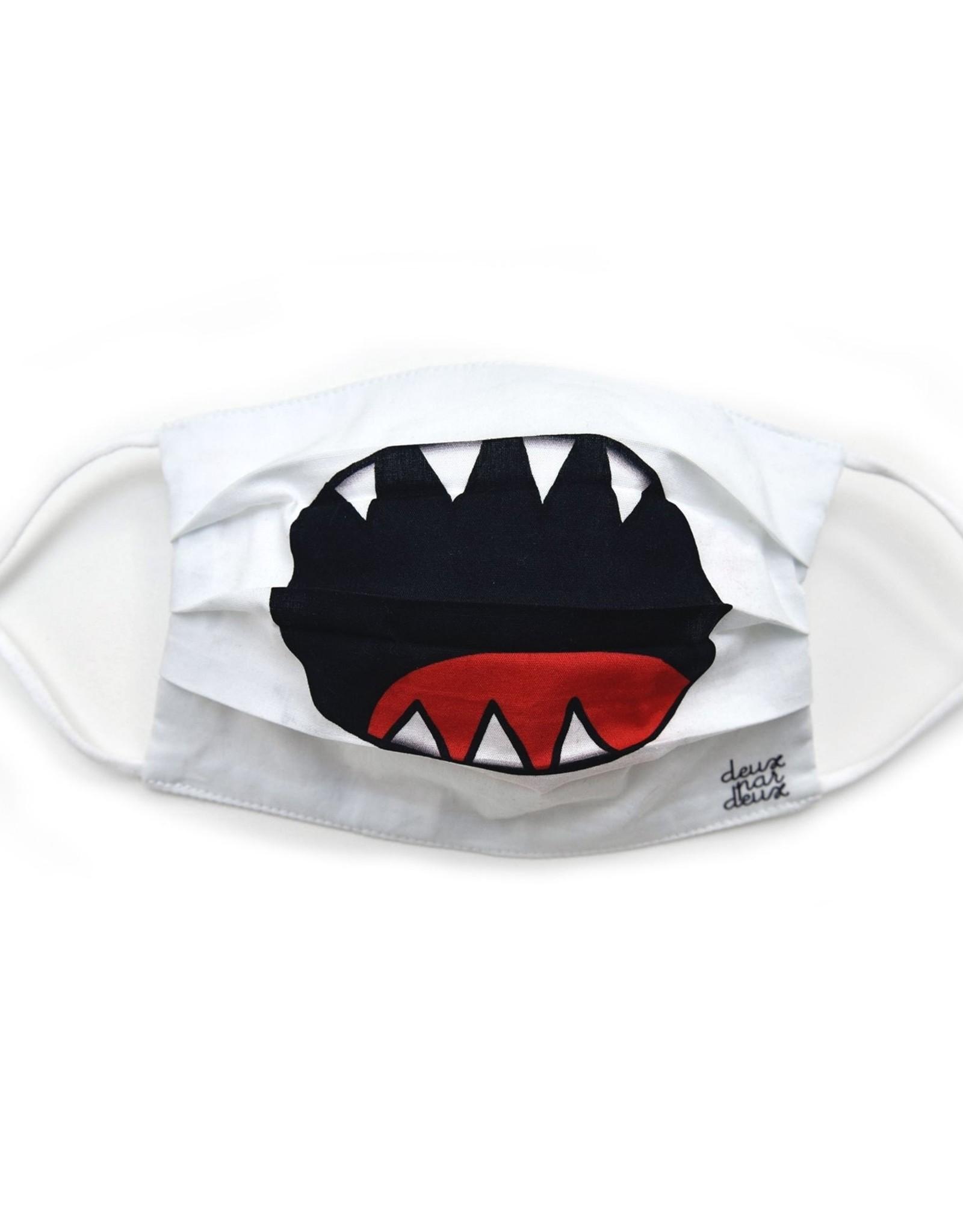 DeuxParDeux Shark Mask