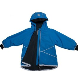 CaliKids FA20 Blue Rain Jacket