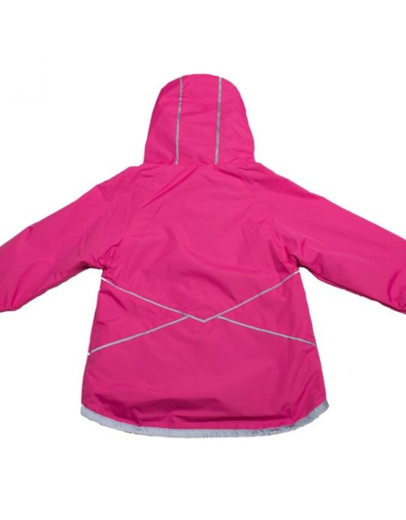 CaliKids FA20 Pink Rain Jacket