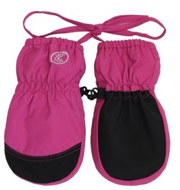 CaliKids FA20 Pink Waterproof Infant Mitten 12-24M