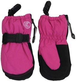 CaliKids FA20 Pink Waterproof Mitten w/Clip