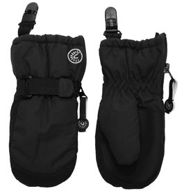 CaliKids FA20 Black Waterproof Mitten w/Clip