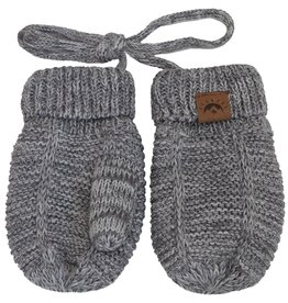 CaliKids FA20 Grey Knit Mitten