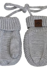 CaliKids FA20 White Mix Knit Mitten