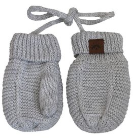 CaliKids FA20 White Mix Knit Mitten