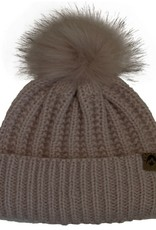 CaliKids FA20 Pink Pom Knit Hat