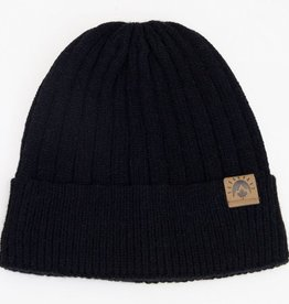 CaliKids FA20 Black Soft Knit Hat