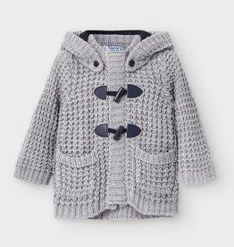 Mayoral FA20 Grey Knit Cardigan