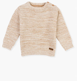 Losan FA20 Tan Knit Sweater