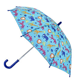 Fulton Jungle Print Umbrella