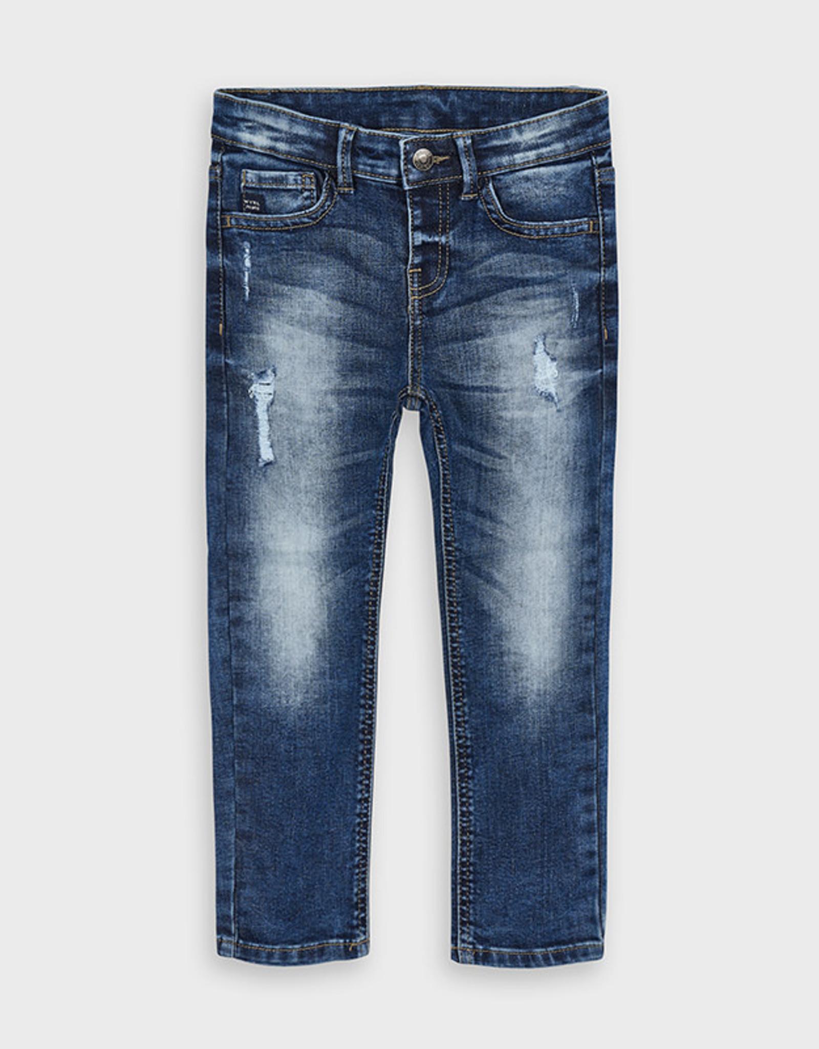 Mayoral FA20 Boys Broken Jean
