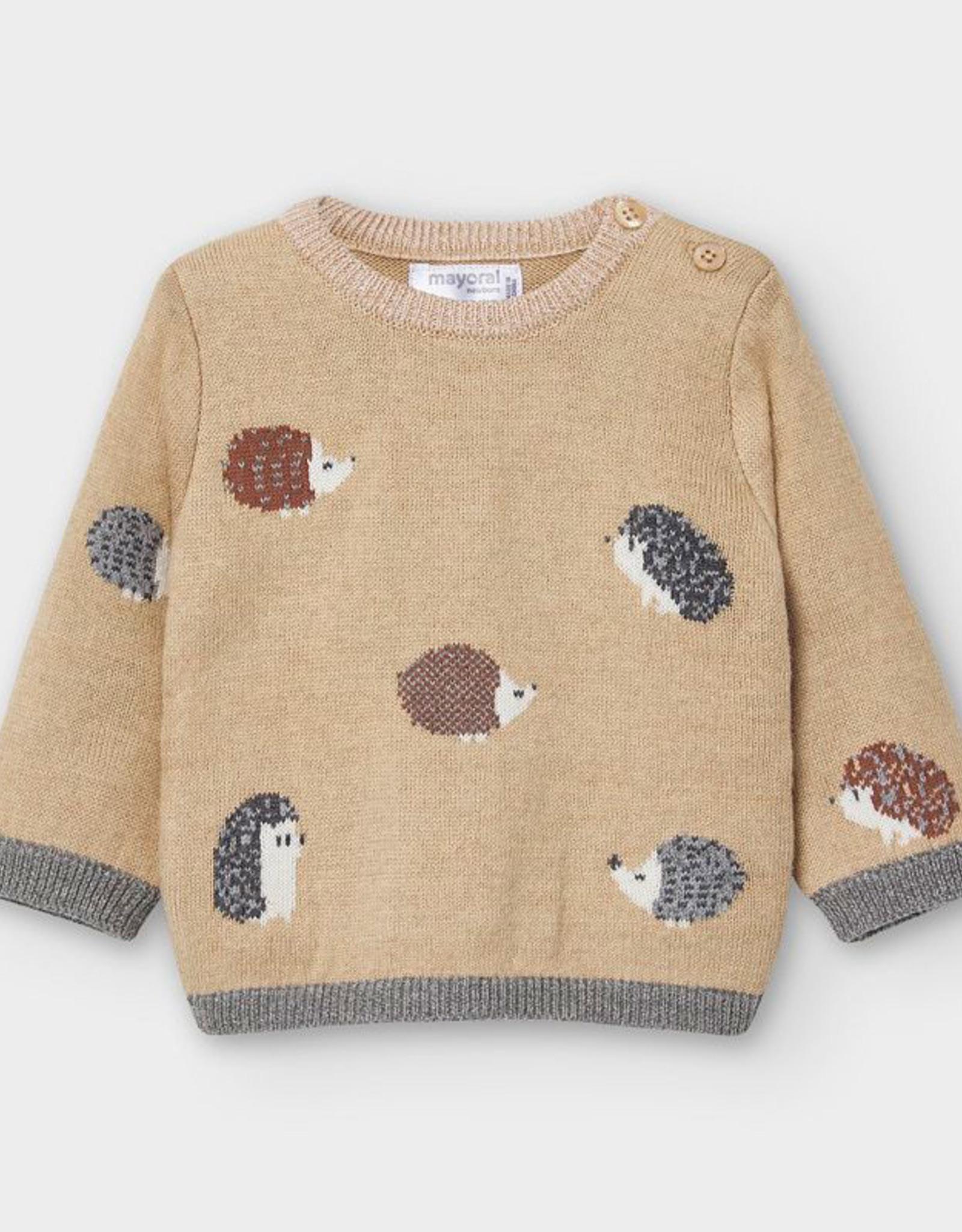 Mayoral FA20 Hedgehog Sweater
