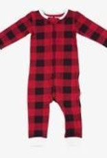 Lola & Taylor FA20 Baby Country Moose Romper