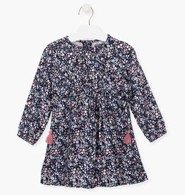 Losan All Over Floral dress
