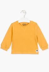 Losan FA20 Long Sleeve Shirt- Mustard