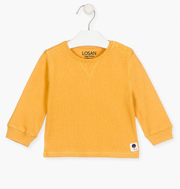 Losan FA20 Long Sleeve Shirt- Mustard