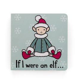 Jelly Cat FA20 If I Were An Elf Book