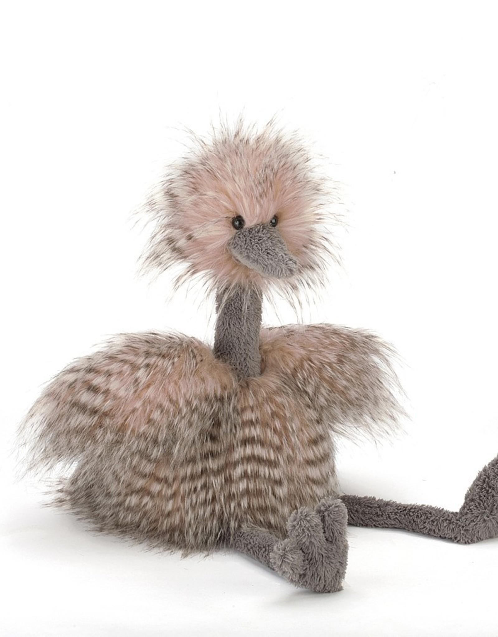 Jelly Cat FA20 Med Odette Ostrich