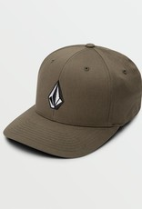 Volcom FA20 Full Stone Flexfit Hat Green