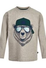 MinyMo FA20 Bear with Shades Shirt