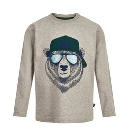 MinyMo FA20 Bear with Shades Shirt