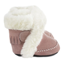 Jack & Lily FA20 Alexus Pink Suede Boot