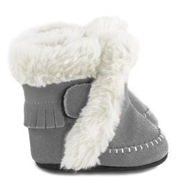 Jack & Lily FA20 Kip Grey Suede Boot